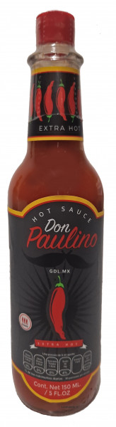 DON PAULINO Salsa Extra Picante - Scharfe Soße
