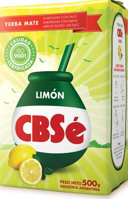 CBSé LIMON - Mate Tee - 500g
