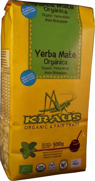 KRAUS Mate Tee Organisch und Fair Trade - 500g