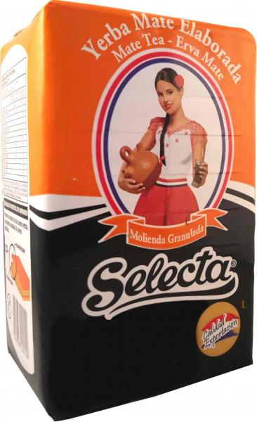 Selecta - Yerba mate Tee aus Paraguay - 500g
