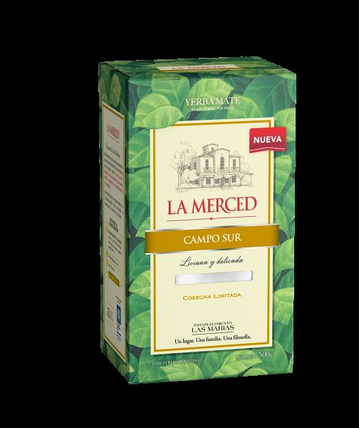 La Merced CAMPO SUR - Mate Tee - 500g