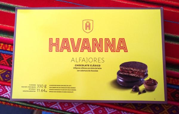 Alfajores HAVANNA - Chocolate Clasico - 6 Stk.
