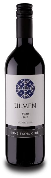 ULMEN Merlot Rotwein - Chile - 750ml