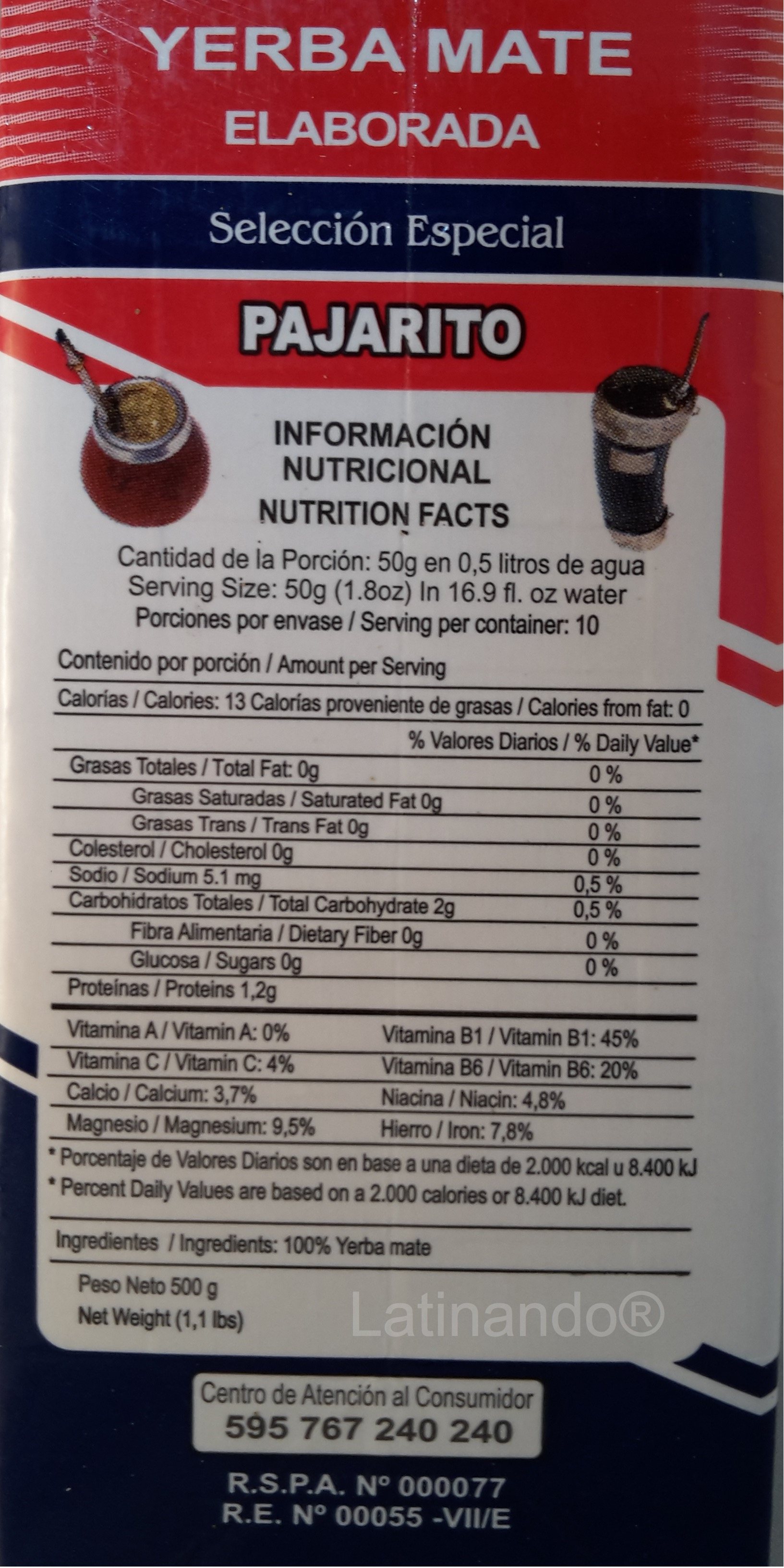 dieta da 500 kcal