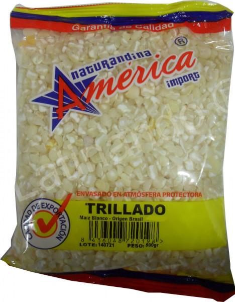 Weißer Mais - Maiz Trillado blanco - locro - 500g