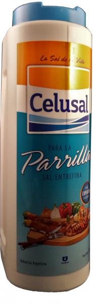 Argentinisches Grillsalz - CELUSAL - Salzspender 1Kg