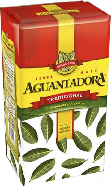 Aguantadora Tradicional - Mate Tee aus Argentinien 500g